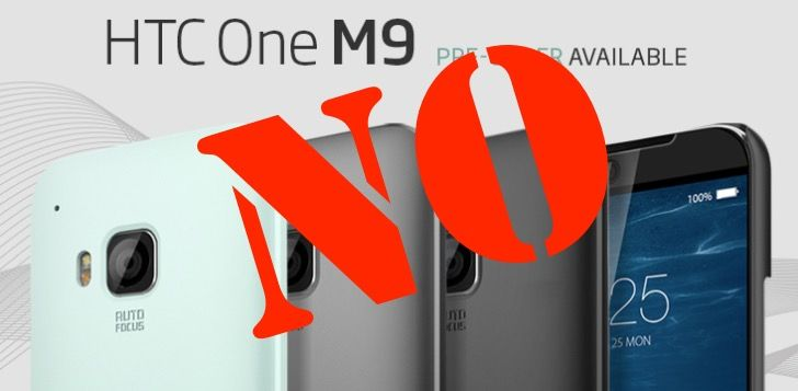 Don't Trust Case Manufacturers For Device Leaks: HTC One M9 Edition