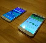 The Cat Is Really Out Of The Bag: Galaxy S6 And S6 Edge Appear Side By Side In More Leaked Images