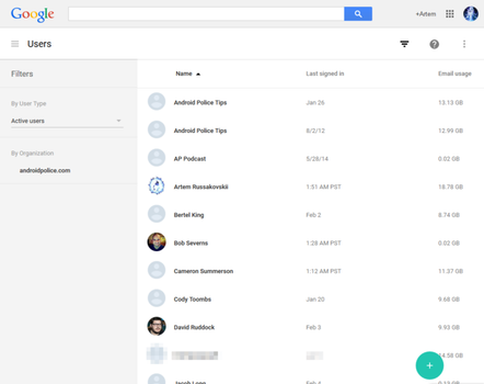 Google Apps Admin Console Starts Rolling Out A New