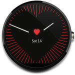 Impulse Is The Perfect Watch Face To Complement Your Valentine's Day Plans
