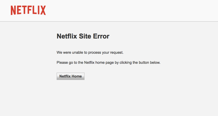 PSA: It's Not Just You, Netflix Is Down For Everyone [Update]