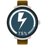 Wear Charging Widget Emulates And Improves Upon The Moto 360's Charging Screen — Available For All Wear Watches