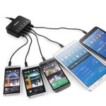 [Deal Alert] This EasyAcc 5-Port USB Charger (40W, 5V) Is $12.99 After Coupon On Amazon