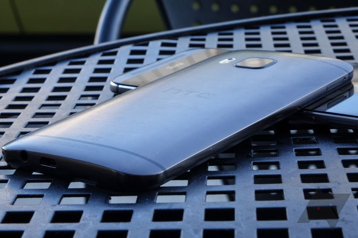 HTC One M9 Review: The Phone Only HTC Could Build... For The Third Time