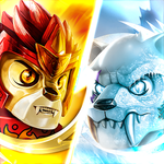 LEGO Legends Of Chima: Tribe Fighters Is A Free, IAP-Less, Top-Down Shooter Starring Angry, Warring Animals