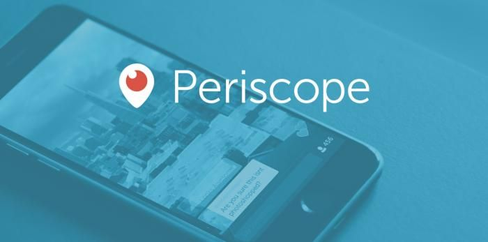 Guests can now join live Periscope broadcasts