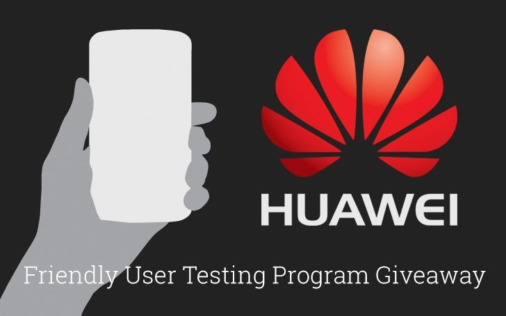 [Update: Winners] Enter For A Chance To Win An Unreleased Huawei Phone As Part Of Its Friendly User Testing Program