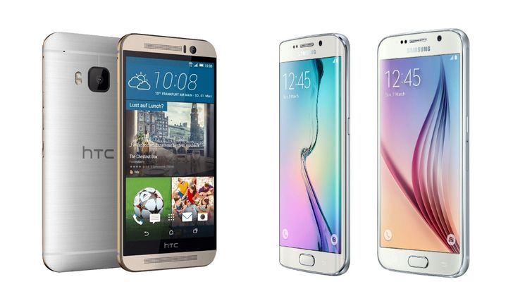 [Roundup] The HTC One M9 And Samsung Galaxy S6/S6 Edge Can Be Pre-Ordered From Most US Carriers, Here's How