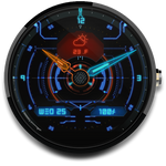 Navi Is A Fully Customizable Neon Colored Watch Face From Tha Phlash