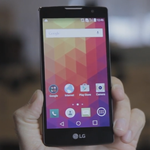 Three UK Shows Off The LG Spirit 4G, Bringing The Company's Curved Design To The Mid-Range Segment