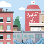 Google Releases Street Art, Its First Android Wear Watch Face
