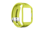 [Update: Charger Now Shipping] Yellow Sony SmartWatch 3 Strap And ZenWatch Charger (Coming Soon) Appear In Google Store