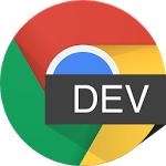 Google Brings Chrome Dev To The Play Store