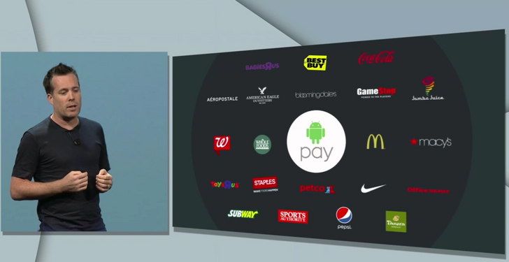[I/O 2015] Android Pay Is Now Official, Will Be Available For KitKat And Newer Devices
