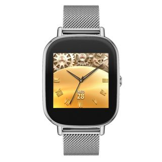 ASUS ZenWatch 2 (WI502Q)_Silver Metal strap