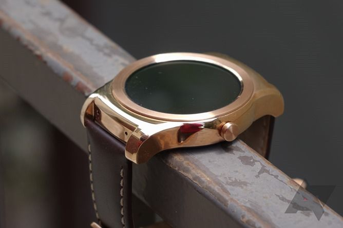 Android Wear 2.0 now rolling out to the LG G Watch R and Watch Urbane 1st Gen