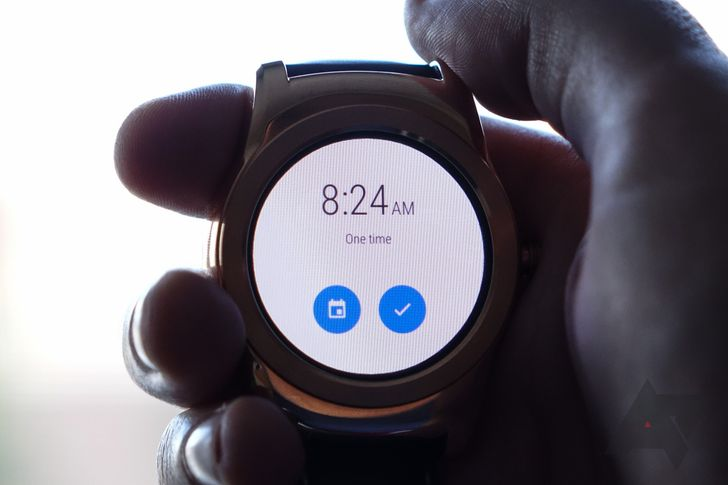 Android Wear 5.1 Feature Spotlight: The Timer, Alarm, And Stopwatch Have Brand-New UIs And Features