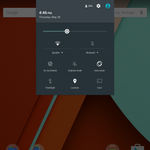 [Android M Feature Spotlight] The Notification Shade Will Now Drop Down Closer To Where You Touch On Tablets