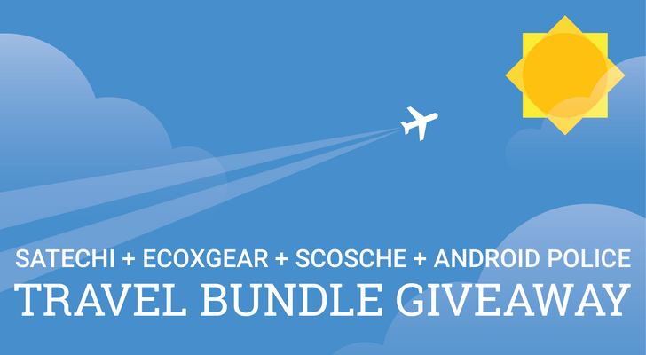[Update: Winners] Win One Of Three Travel Bundles From Satechi, ECOXGEAR, Scosche, And Android Police