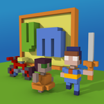 VoxelMaker Lets You Build 3D Pixel Art Worlds With Simple Touch Controls And Dynamic Lighting