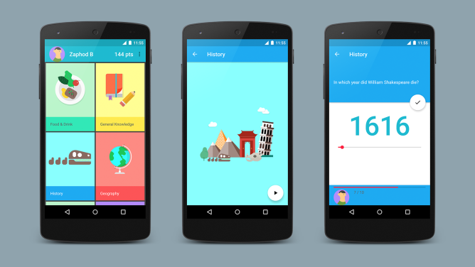 Google Releases Topeka Demo Project For Android