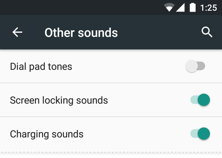 [Android M Feature Spotlight] Toggle 'Charging Sound' On And Off In System Settings