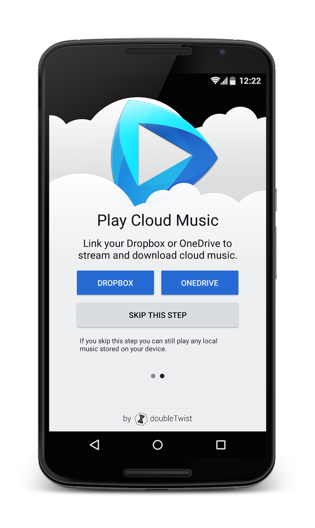 CloudPlayer Setup - In Frame