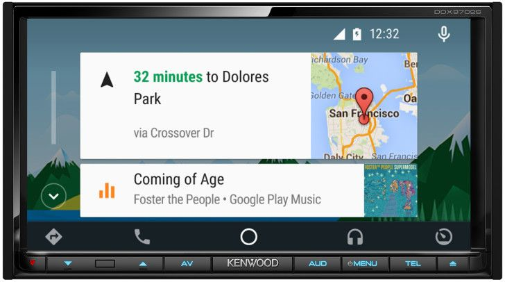 Kenwood Is Shipping Its DDX9702S And DDX9902S Android Auto Receivers With An MSRP Of $900 And $950