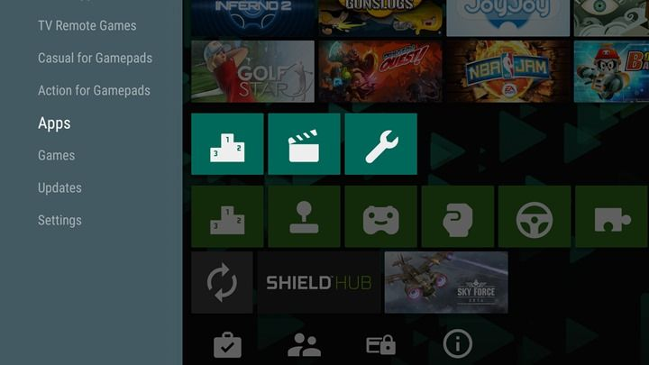 Android TV has a serious app discovery problem, and it's the built-in