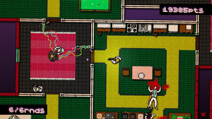 How Not To Get Killed Every Other Second In Hotline: Miami [Sponsored Post]