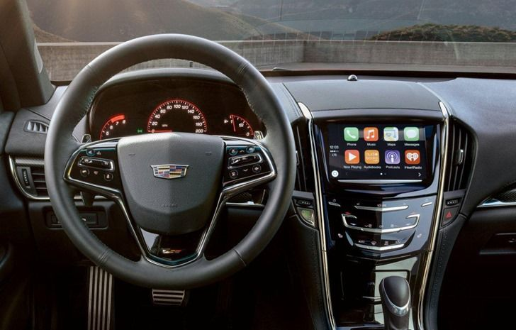 Cadillac S 2016 Model Year Lineup Will Get Android Auto