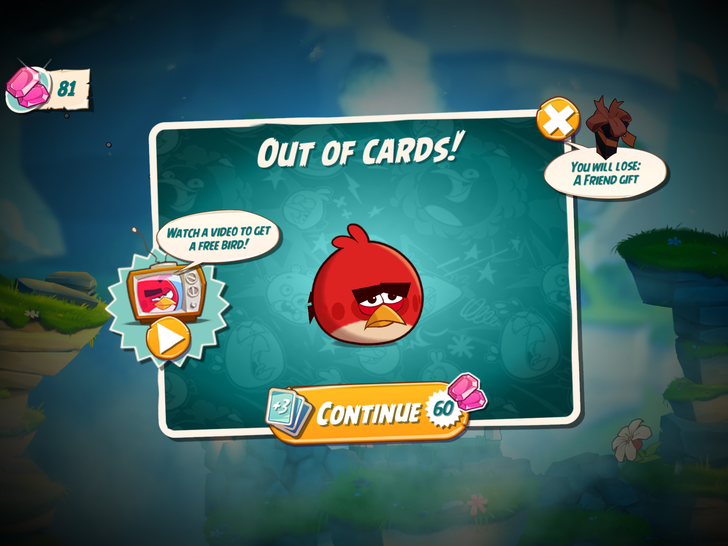 Angry Birds 2 Lands In The Play Store, Sits Perched Atop A Mountain Of In-App Purchases