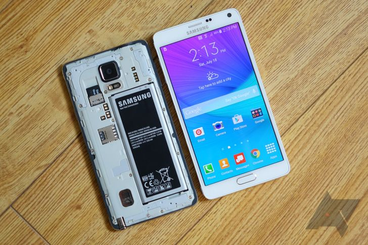 [Weekend Poll] Would The Loss Of An SD Card And Removable Battery Make You Less Likely To Buy A Galaxy Note 5?