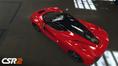 Ferrari LaFerrari_Overhead