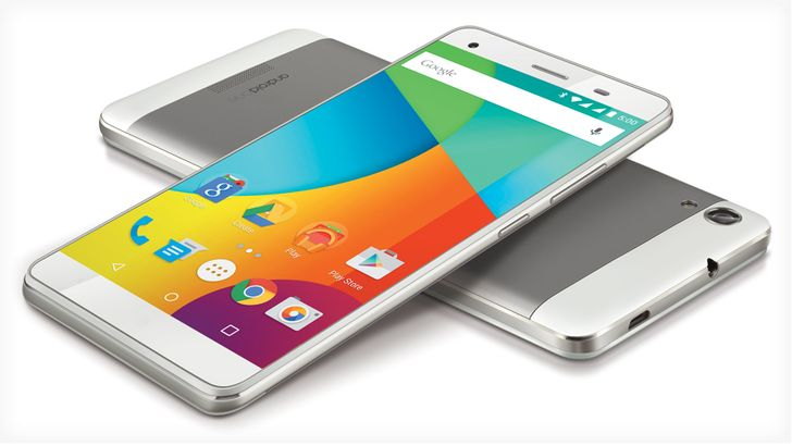 Google Introduces India To The Lava Pixel V1, A 5.5-inch 720p Android One Phone With 2GB Of RAM For Rs. 11,349