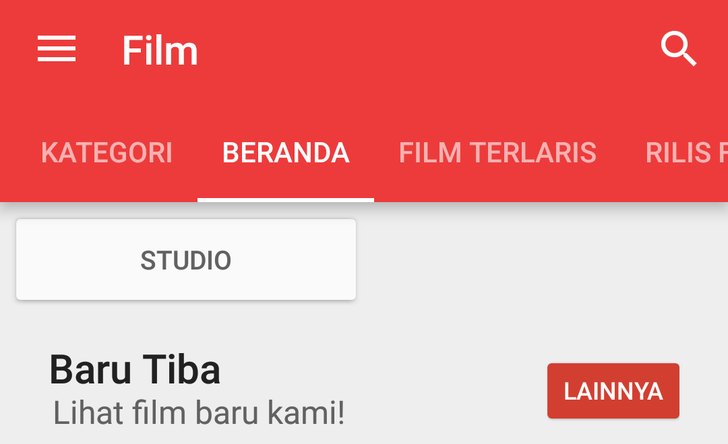 [Update: And Singapore] Google Play Movies Now Shows Flicks In Indonesia And Malaysia