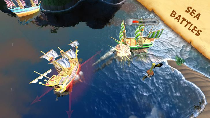 Captain Sabertooth Sails Into The Play Store To Take Kids On A Pirating Adventure Inspired By 25 Years Of Lore