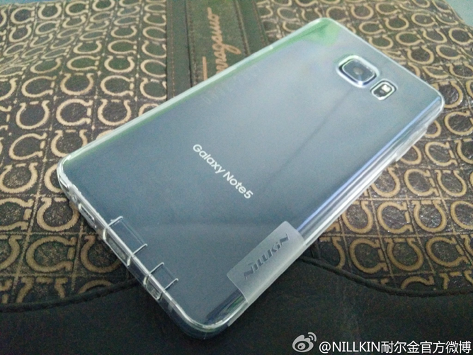 More Photos Of (Probably) The Galaxy Note 5 Leak Via Chinese Accessory Company
