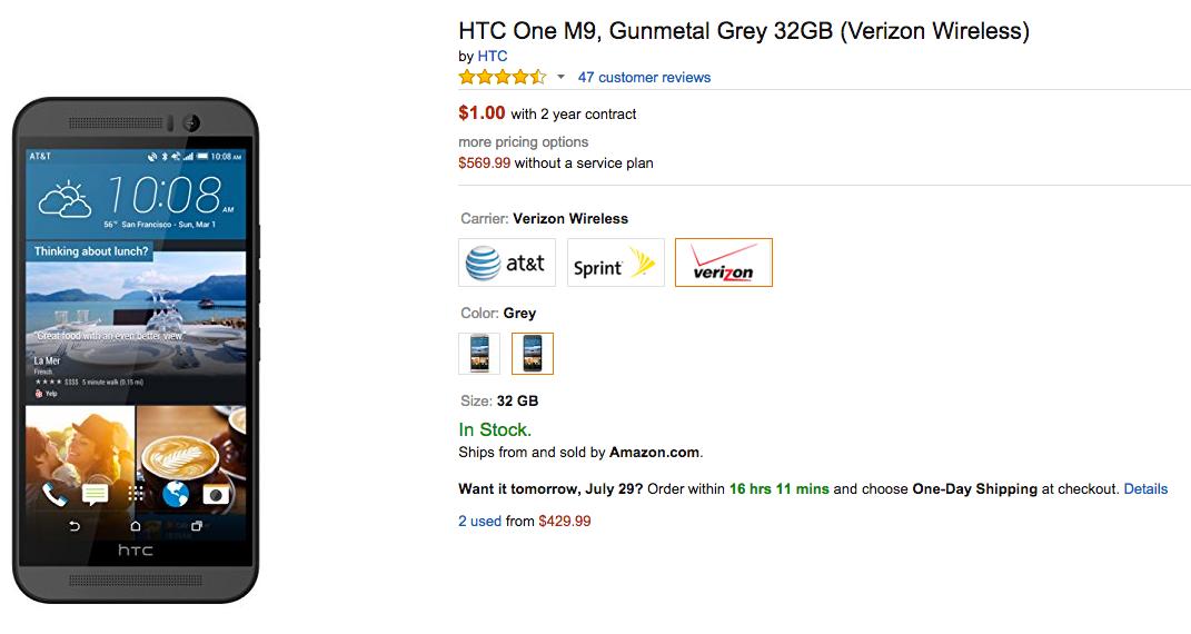 htc-deals-m9-verizon