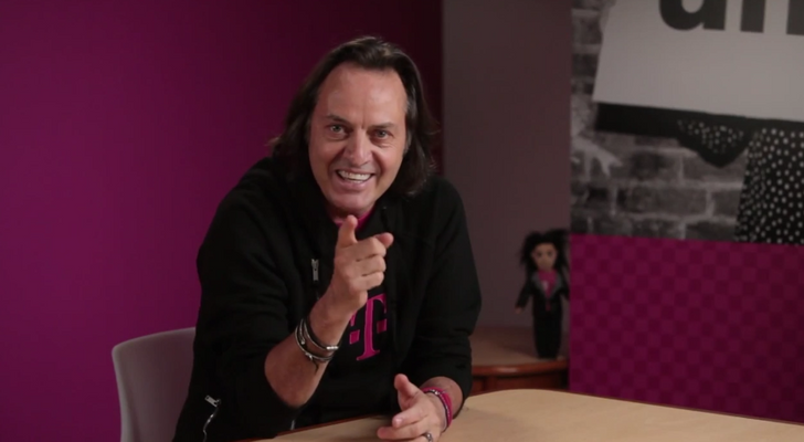 John Legere Apparently Thinks If He Explains Binge On To You One More Time You'll Agree It's Awesome