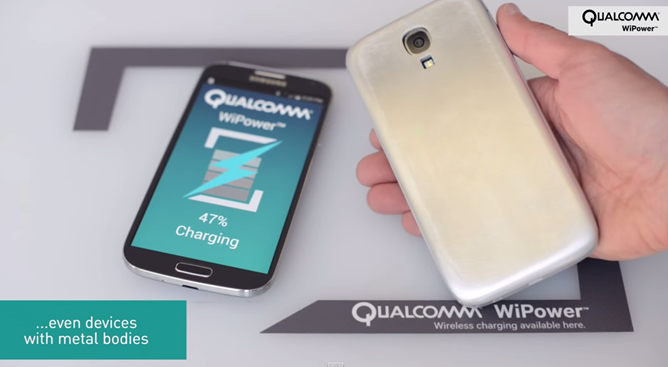Qualcomm Figures Out How To Wirelessly Charge Phones With Metal Cases