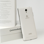 [Update: Chinese Original Found] Company Slaps Commodore Brand On Back Of Generic Smartphone, Gets Attention