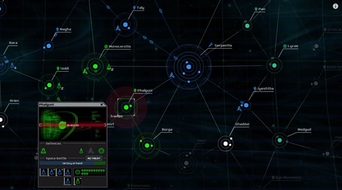 SPACECOM Is A Minimal Multiplayer Sci-Fi Strategy Game From The Makers Of The Anomaly Series