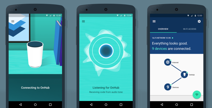 Google Releases Its 'On' App For OnHub