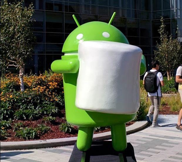 Revelado o nome de Guerra do Android M... e o nome é... 2