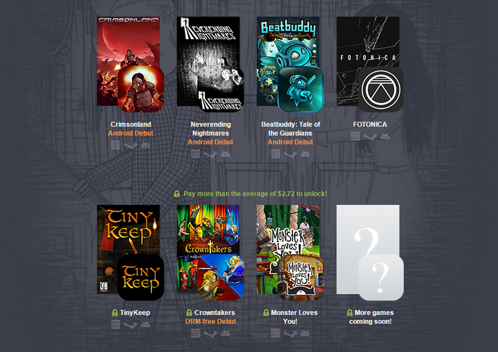 Humble PC And Android Bundle 13 Includes 7 Games (3 Android Debuts) And More On The Way
