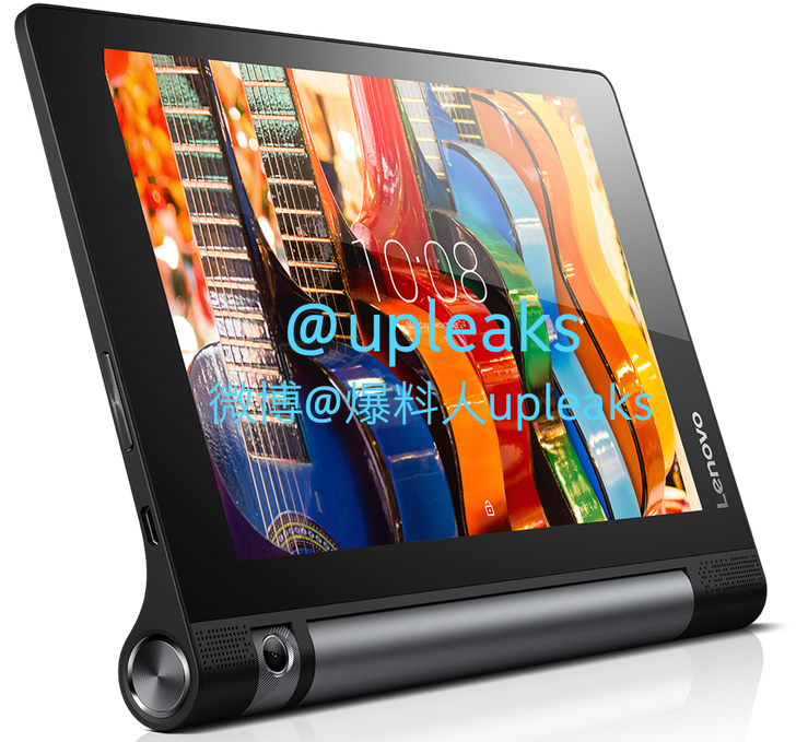 Lenovo Yoga Tablet 3 Appears In Leaked Promotional Materials, Features Camera Located On Kickstand Hinge And Claims 20 Hours Battery Life