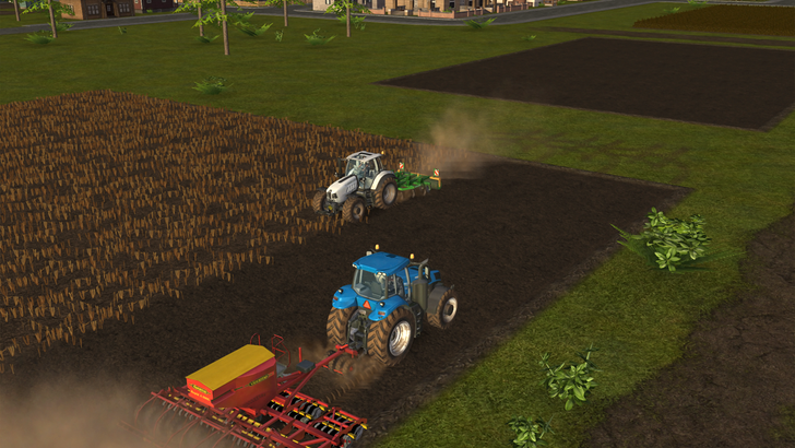 Farming Simulator 2016 Plows Into The Play Store With Better Graphics, Different Crops, More Vehicles, And New Ways To Navigate The Rural Job Market