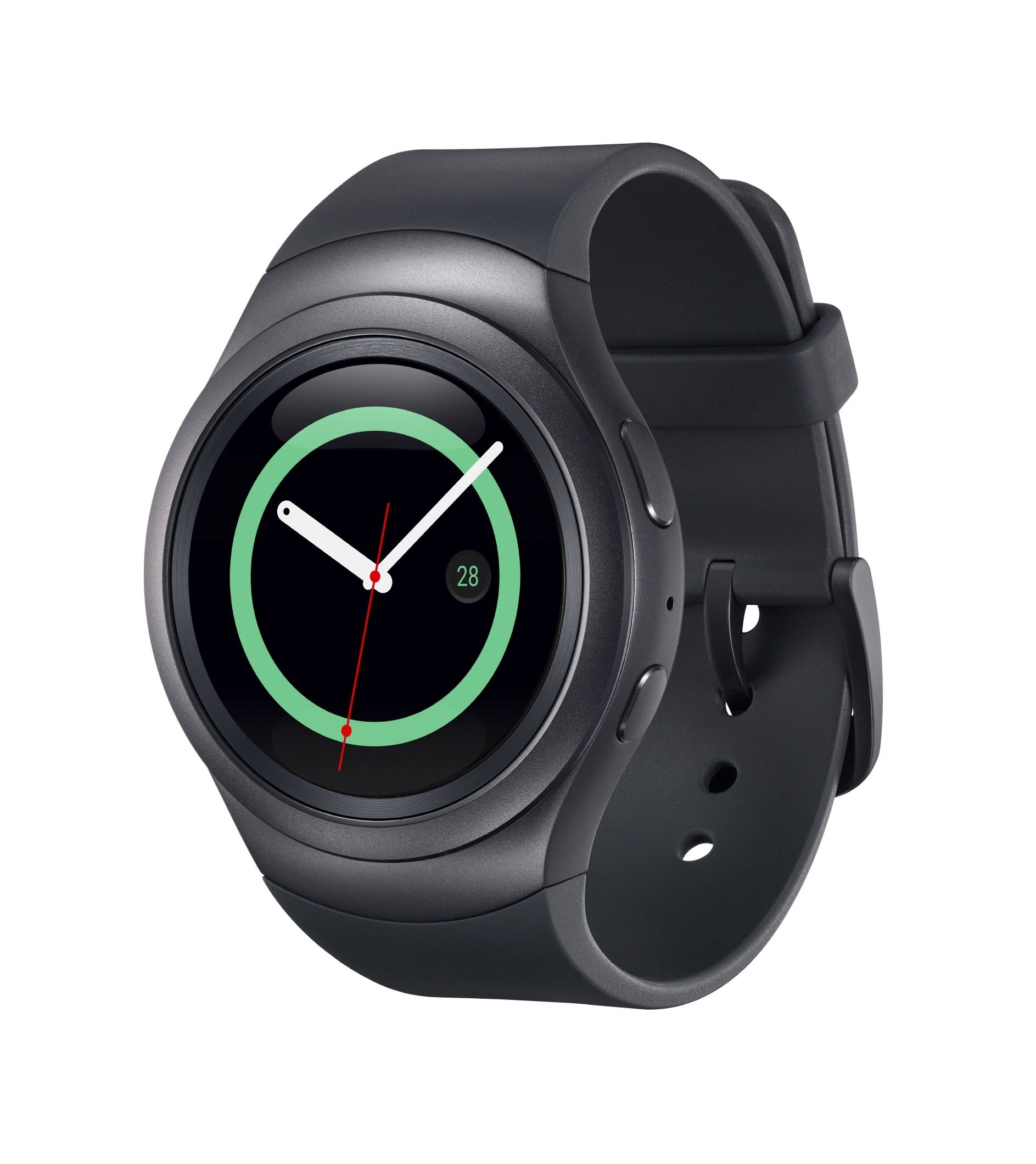 Gear S2_Black left