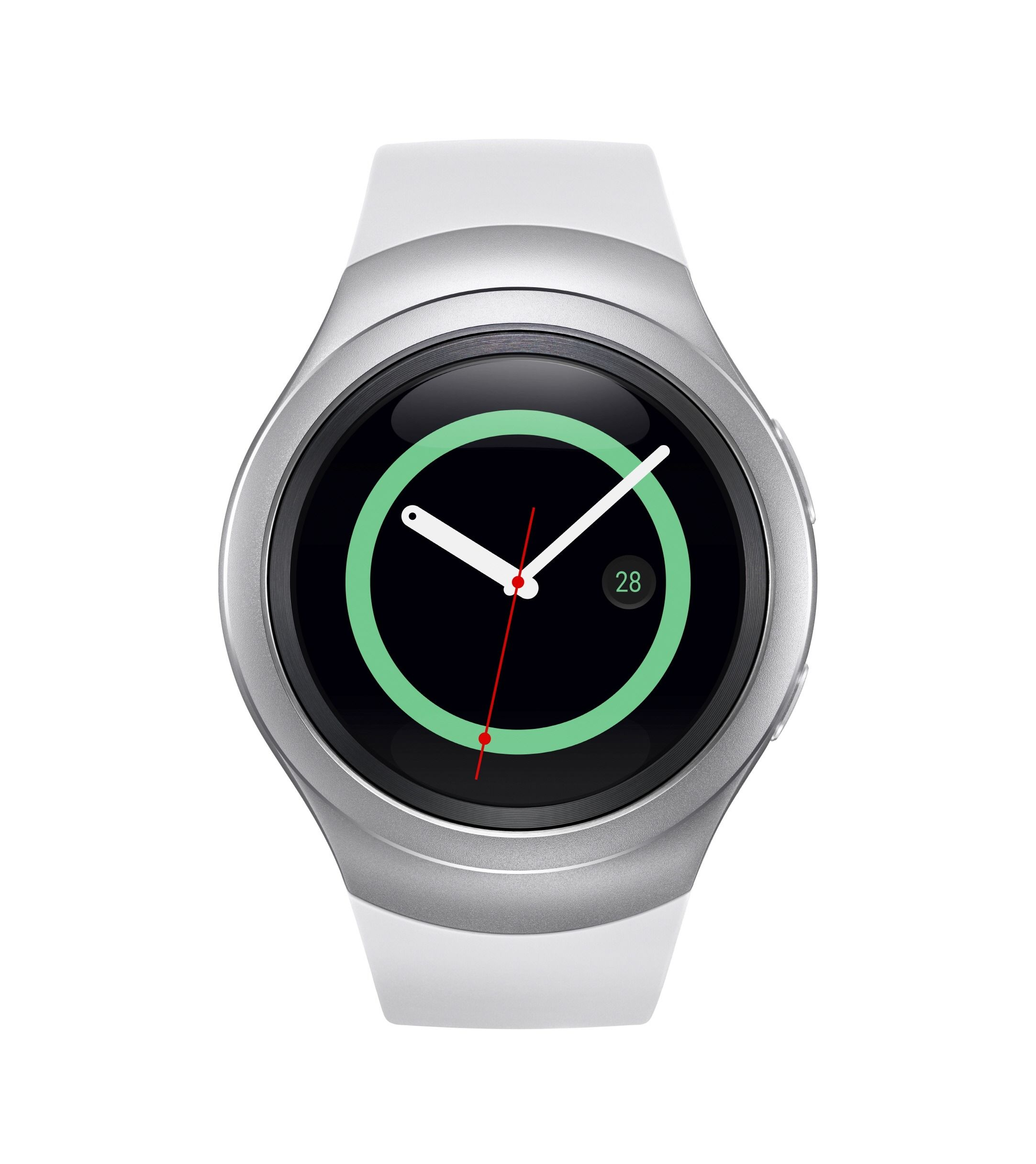 Gear S2_White front_2